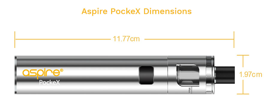 dimensions Nerilo PockeX Kit AIO
